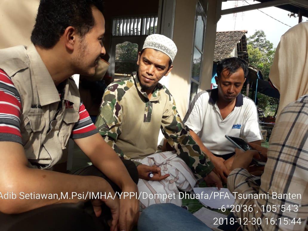 Donasi Tsunami Selat Sunda